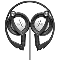 Audio-Technica ATH-ES5 SV Portable Folding Headphones