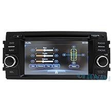 OttoNavi CR0811AS-KZKSNBXX Chrysler Aspen 08-11 In Dash OEM Replacement Multimedia GPS Navigation Car Radio
