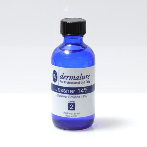 Jessner Solution Acid Peel 14% 1oz. 30ml (Level 2 pH 1.9)