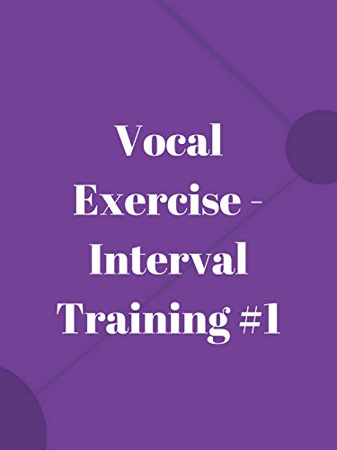- Vocal Exercise - Interval Training #1