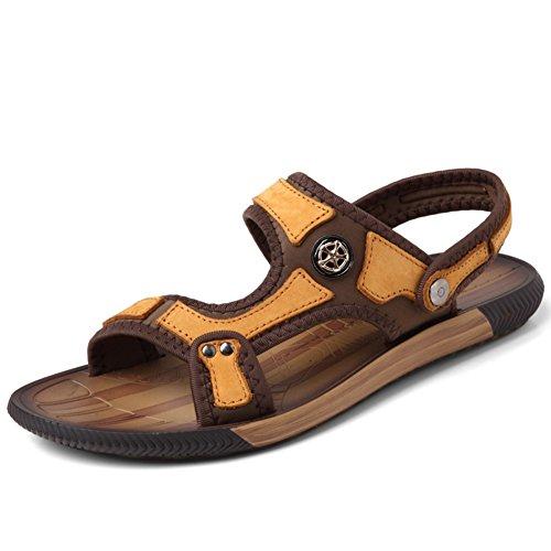 sandali B sandali e degli Sandali casuali ciabatte estate uomini PfnqUxTxAz