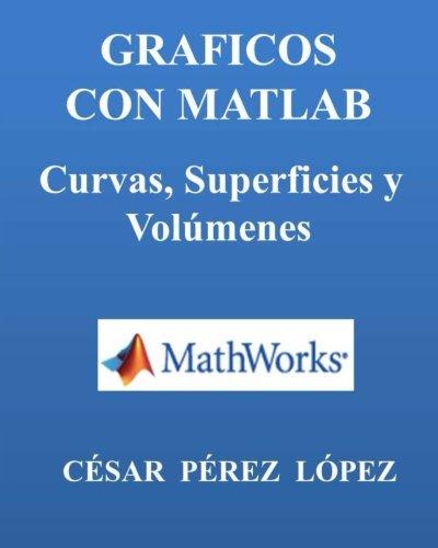 Descargar Libro Graficos Con Matlab. Curvas, Superficies Y Volumenes Cesar Perez Lopez