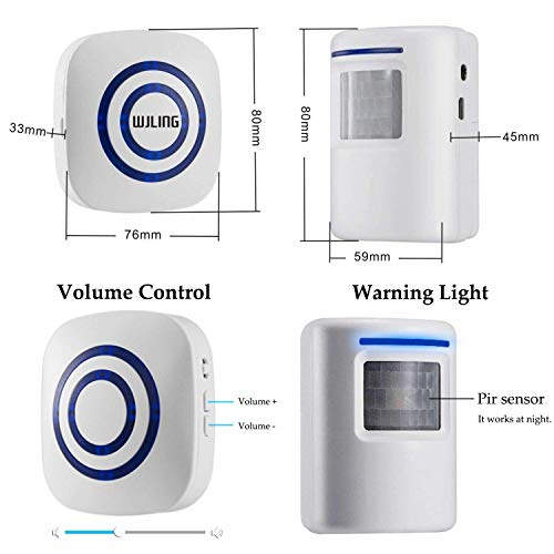 Buy motion sensor alarm