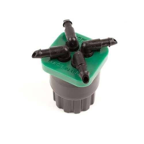 Tempo EPCB20-20 GPH/Outlet 4 swivel Barbed Outlets