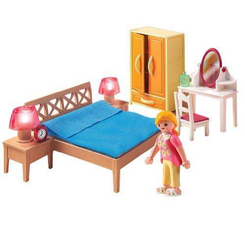 . Playmobil 5331 Dollhouse Parents Bedroom