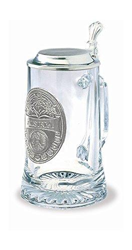 Artina Beer stein Austria 0.5 liter Artina 93343