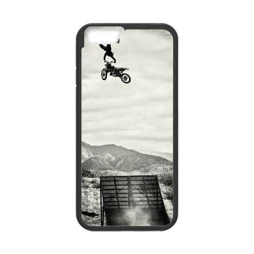 Motocross 005 coque iPhone 6 Plus 5.5 Inch Housse téléphone Noir de couverture de cas coque EOKXLKNBC23974