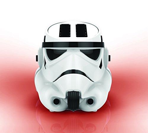 Star Wars Stormtrooper Toaster Galactic Kitchen Electrics