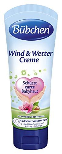 Bübchen Wind plus Wetter Creme, 2er Pack (2x 75 ml)