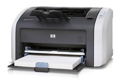 HP Q2461A Laserjet 1012 15ppm Desktop USB Laser Printer (Renewed)