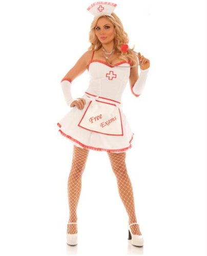 [Elegant Moments Women's Free Exams, White, X-Large] (Fancy Dress Hollywood Themed Costumes)