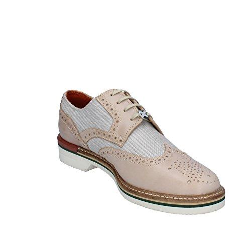 Beige Chaussures Cuir Homme Brimarts Élégantes 7wIUS