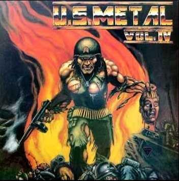 U.S. Metal Vol. IV / Mister Varney Presents Unsung Guitar Heroes US Volume 4