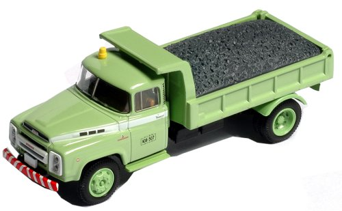 Nissan Diesel 680 Dump Truck - Tomica Limited Vintage 1/64th Scale - 5 Scale 1 Truck