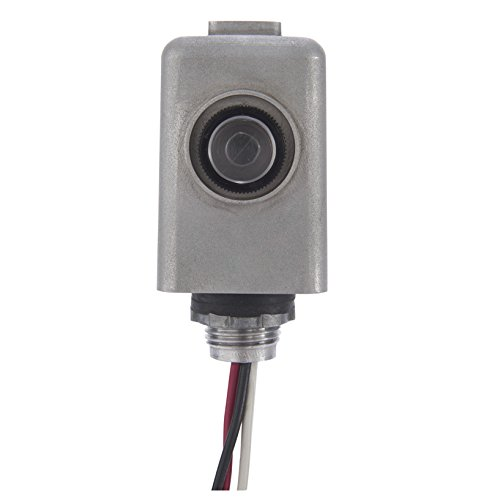 Intermatic EK4436SM Die Cast Metal Stem Mount Electronic Photocontrol