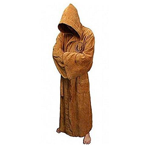 CVlife Star Wars SWTOR Krieg der Sterne Jedi Fleece Bademantel Robe Morgenmantel+mini Speaker kostenlos Geschenk