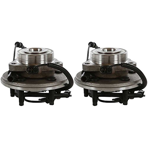 Prime Choice Auto Parts HB615080PR Front Hub Bearing Assembly Pair