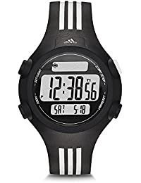 Unisex ADP6085 Questra Digital Black Watch with Polyurethane Band · adidas