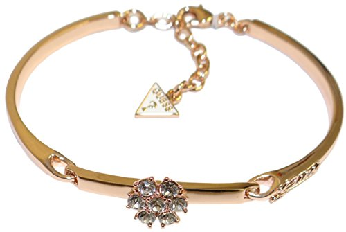 GUESS Rhodium Gold Plated Bracelet UBS21550-L - Guess Gold Plated Bracelet