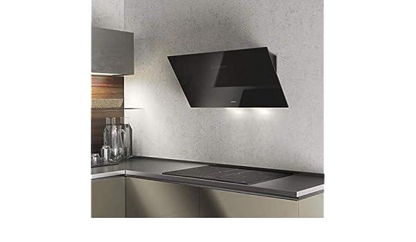 Airforce F203 - Campana de cocina (cristal, 60 cm), color negro: Amazon.es: Grandes electrodomésticos