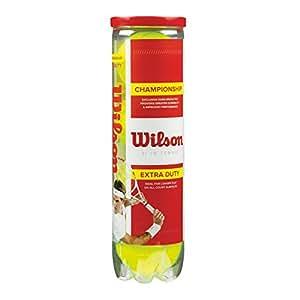 Wilson WN-WRT110000 Tennis Ball 4 Piece Set