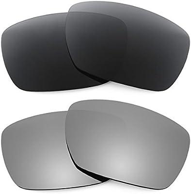 0e8db84e39 Amazon.com  Revant Replacement Lenses for Oakley Tincan 2 Pair Combo Pack  K001  Sports   Outdoors
