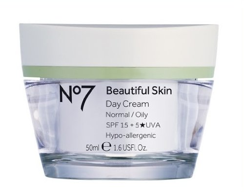 No7 Beautiful Skin Day Cream for Normal/Oily Skin (Best Cream For Beautiful Skin)