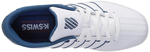 Pro Swiss II Court Mens Sneaker K Midnight White SP CtFqPBCdgw