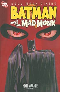 Amazon batman shaman 9781563890833 dennis oneil books batman and the mad monk fandeluxe Image collections