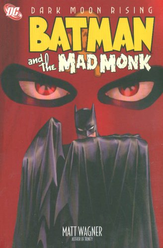 Price comparison product image Batman and the Mad Monk