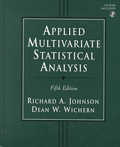 Johnson: Appli Multiv Statis Anal_c6 (6th Edition)