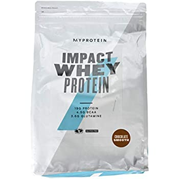 Amazon.com: Myprotein Impact Whey Protein Blend, Unflavored, 5.5 lbs (100 Servings) : Health