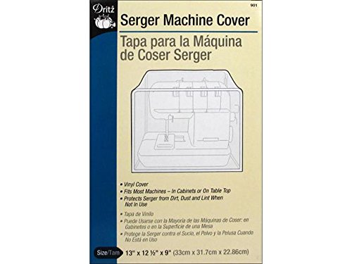 - Serger Dust Cover - 13