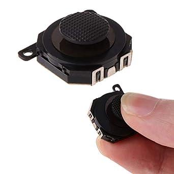Amazon com: 3D Analog Joystick Thumb Stick Replacement for