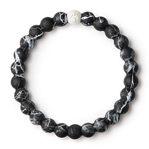 (Lokai Marble Bracelet, Black, 6