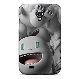 High Quality Shock Absorbing Cases For Galaxy S4-3d Fun
