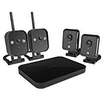 Zmodo Replay - HD WiFi Security System Full Kit