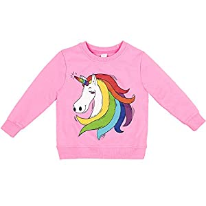 ALove Kid Cotton Hoodie Cartoon Print Sweatshirt Pullover Shirts