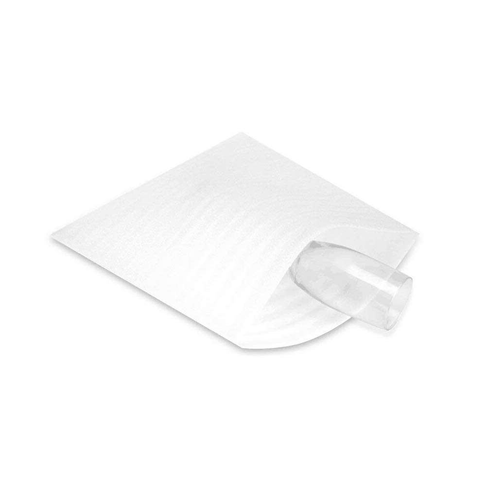 Foam Pouches, Foam Wraps Recyclable Cushioning for Moving Storage Packing and Shipping Fit Dish Wrap and Glassware Electronic Accessories Packaging Supply 12'' x 12'' 50-Count (White) by Alin (Image #3)