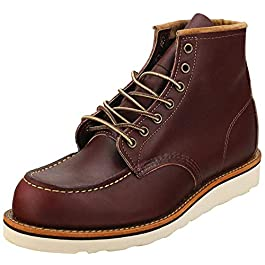 Red Wing 8856 Heritage Work 6″ Moc Toe Boot Oxblood