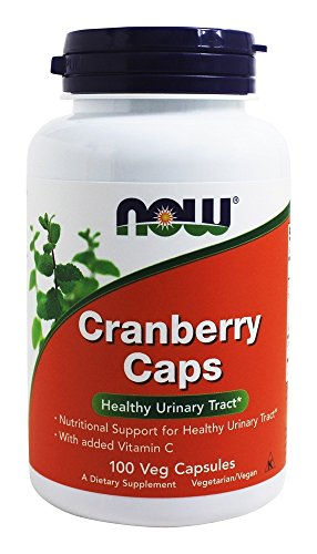 Now Cranberry Concentrate, 100 Veg Capsules (Pack of - Extract Cranberry Standardized