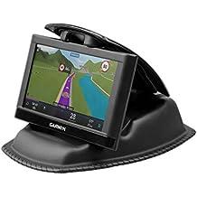 GPS Mount, APPS2Car GPS Dashboard Mount NonSlip Beanbag Friction GPS Holder for Garmin Nuvi TomTom Via GO Magellan Roadmate & other 3.5-6 Inch GPS Devices & Smartphones