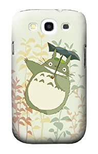 S0874 My Neighbor Totoro Case Cover for Samsung Galaxy S3