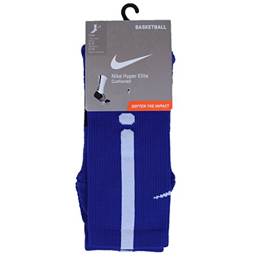 Nike - Polo de manga corta para hombre Púrpura/Blanco