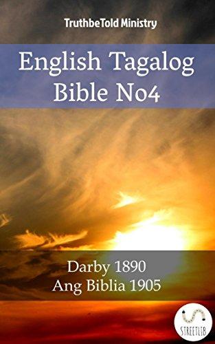 English Tagalog Bible No4: Darby 1890 - Ang Biblia