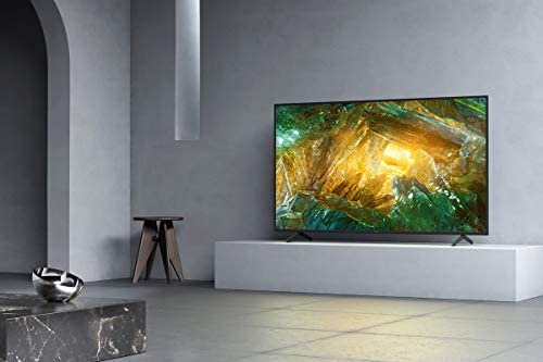 Sony X800H 43-inch TV: 4K Ultra HD Smart LED TV with HDR and Alexa Compatibility - 2020 Model