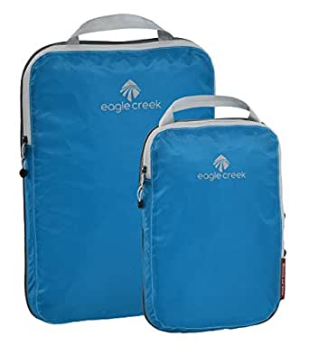Eagle Creek Pack It Specter Compression Cube Set , Brilliant Blue,  2pc Set