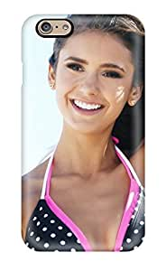 Hot New Nina Dobrev People Women Case Cover For Iphone 6 With Perfect Design