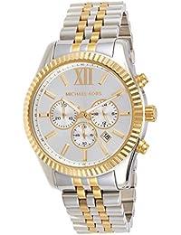 Men's Lexington Two-Tone Watch MK8344