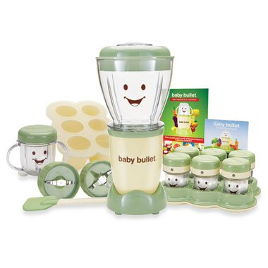 Magic Bullet Baby Bullet Baby Care System by Baby Bullet